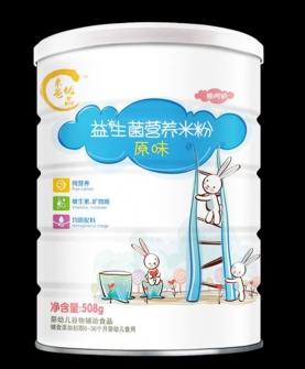 益生菌营养米粉-原味配方
