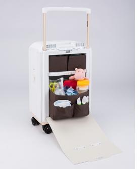 婴童多功能餐椅行李箱