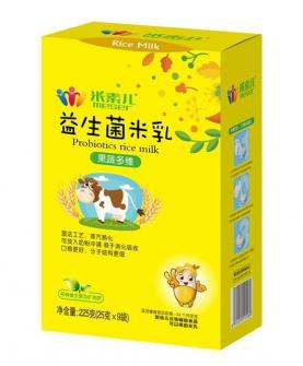益生菌米乳-果蔬多维配方盒装