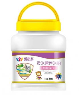 核桃莲子贡米营养米粉