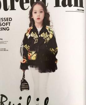 女童秋装外套