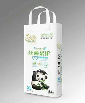 熊猫丝薄柔护尿裤XL54片