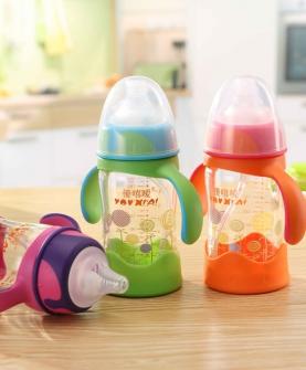 炫彩玻璃奶瓶
