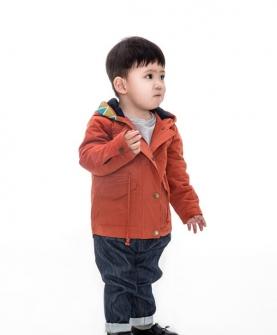2017秋冬男童外套