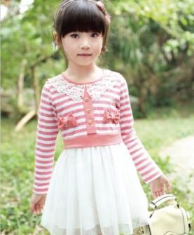 儿童连衣裙夏款
