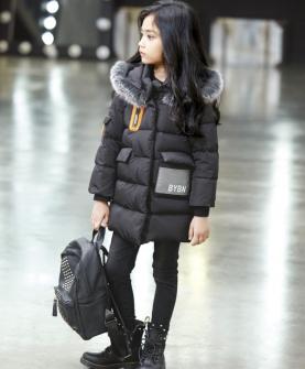 秋冬女童外套