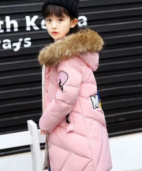 秋冬款女童外套