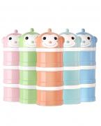 柚芽婴儿猴子奶粉盒