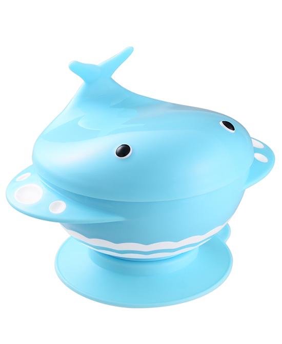 柚芽鲸鱼学习碗