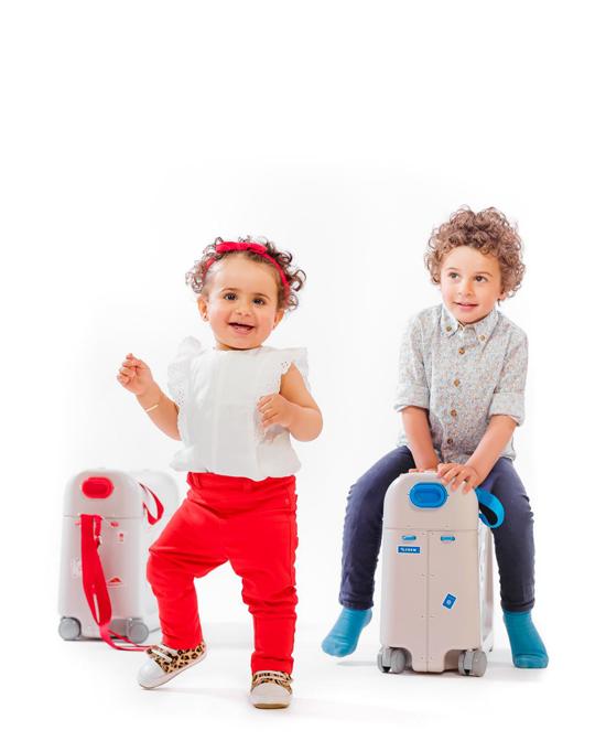 杰卡森多功能儿童旅行箱儿童旅行箱代理,样品编号:65768
