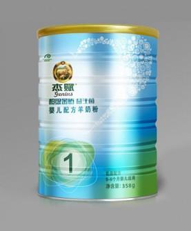 益生菌358克1段