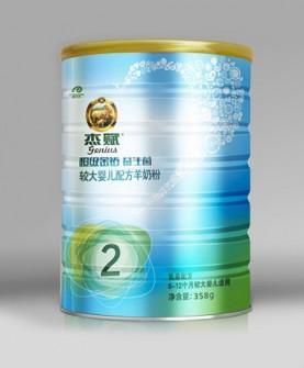 益生菌358克2段