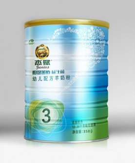 益生菌358克3段