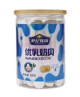 优乳奶贝罐装500g