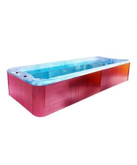 豪华儿童游泳大池C型