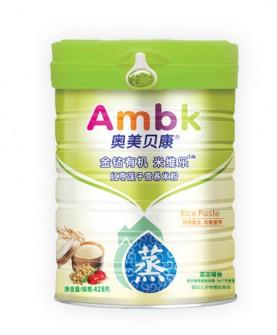 428克红枣莲子营养米粉