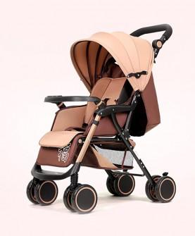 轻便携折叠四轮婴儿推车