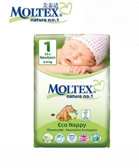 婴儿生态纸尿裤1号23片
