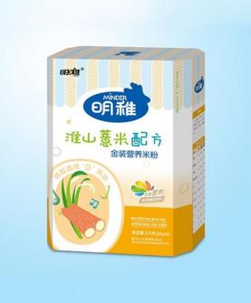 淮山薏米配方金装营养米粉225g