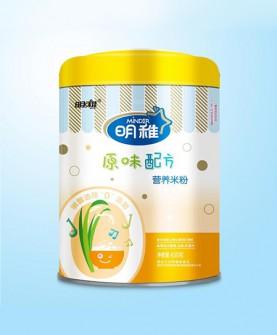 原味配方营养米粉450g