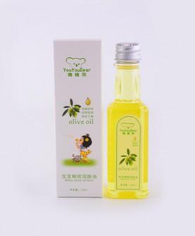 宝宝橄榄润肤油