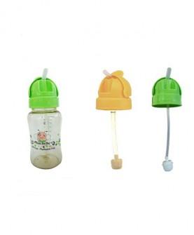 PES幼儿运动吸管水瓶