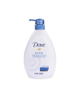 多芬深层营润滋养美肤沐浴乳
