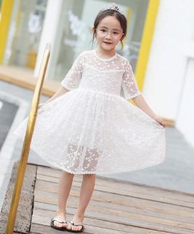 新款儿童裙