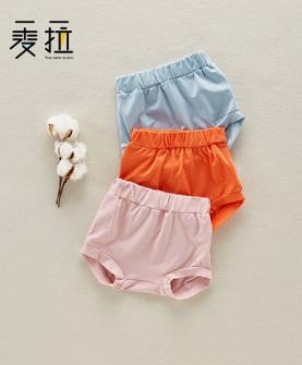 夏季新生儿薄款休闲裤