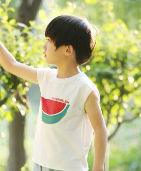夏日清新西瓜T恤