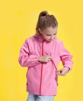 新款女童外套春装