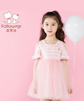 女童公主裙