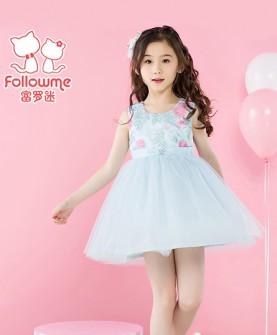 新款韩版公主连衣裙