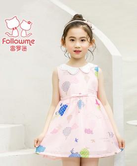夏季新款女童夏装连衣裙
