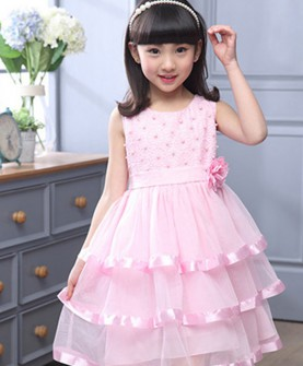 甜美可爱公主裙