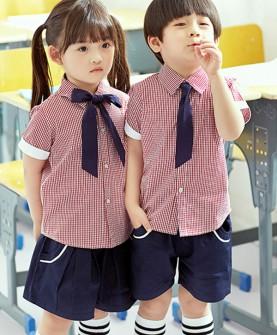 儿童英伦风校服
