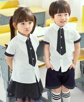 幼儿园园服夏装纯棉
