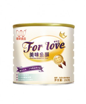 唯爱forlove美味鱼酥