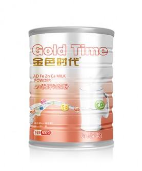 金色时代AD铁锌钙奶粉