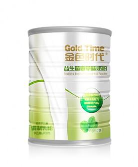 金色时代益生菌香草味奶粉