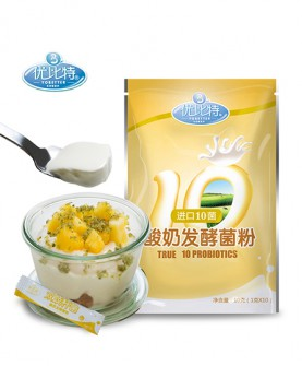双歧杆菌10菌型酸奶