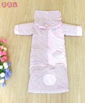 婴儿纯棉睡袋