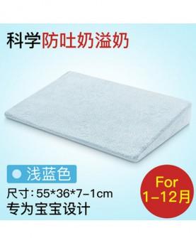 记忆棉婴儿枕头亲子健康宝宝吐奶枕记忆幼儿溢奶枕头正品保暖