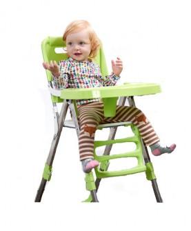 可折叠多功能儿童餐椅宝宝便携