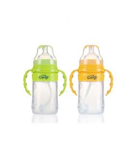 全自动宽口硅胶奶瓶