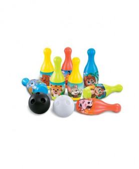 儿童玩具 亲子互动健身运动游戏沙滩户外趣味保龄球