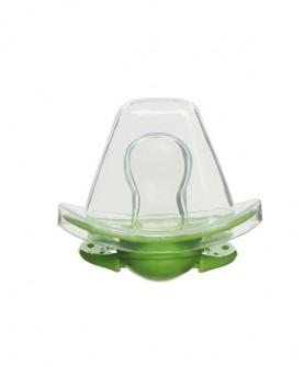 带防尘盖拇指型液态硅胶奶嘴硅胶安抚奶嘴 婴儿奶嘴
