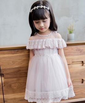 女童气质连衣裙