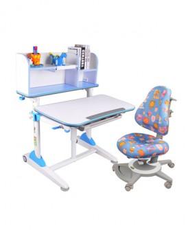 儿童书桌可升降学习桌椅套装学生写字桌智慧扬帆系列