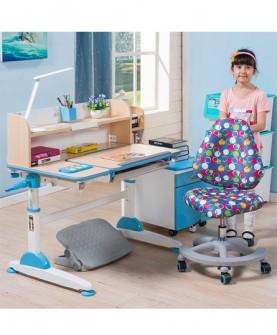 可升降儿童学习桌椅儿童学习桌儿童书桌学生写字桌椅套装